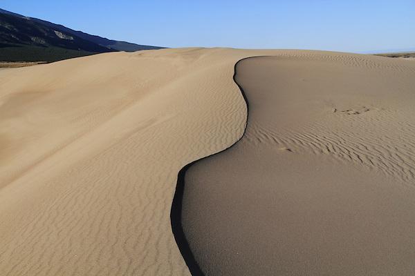 Great Sand Dunes National Park, Colorado. John offers private photo tours to Great Sand Dunes National Park and Rocky Mountain National Park, Colorado.
