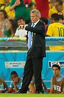 Time has run out for Uruguay manager Oscar Washington Tabarez