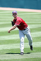 Mike Modica -  Lancaster JetHawks playing against the Lake Elsinore Storm at the Diamond, Lake Elsinore, CA - 05/16/2010.Photo by:  Bill Mitchell/Four Seam Images