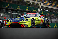 #98 ASTON MARTIN RACING (GBR) LMGTE AM ASTON MARTIN VANTAGE AMR - PAUL DALLA LANA (CAN) / NICKI THIIM (DNK) / MARCOS GOMES (BRA) - OFFICIAL PICTURE 24 HOURS OF LE MANS