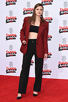 Lara Peake<br /> arriving for the Empire Film Awards 2017 at The Roundhouse, Camden, London.<br /> <br /> <br /> ©Ash Knotek  D3243  19/03/2017
