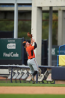 Rankin Woley (16) of The Westminster Schools in Atlanta, Georgia playing for the Baltimore Orioles scout team during the East Coast Pro Showcase on July 28, 2015 at George M. Steinbrenner Field in Tampa, Florida.  (Mike Janes/Four Seam Images)