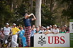Action on day 3 of the 2010 UBS Hong Kong Golf Open