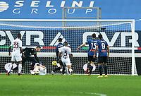 Bergamo  06-02-2021<br /> Stadio Atleti d'Italia<br /> Serie A  Tim 2020/21Bremen goal<br /> Atalanta- Torino nella foto:   Bremen goal                                                       <br /> Antonio Saia Kines Milano