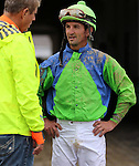 May 25, 2015 Scenes at Churchill Downs on G3 Winning Colors Stakes day. Jockey Robbie Albarado.  ©Mary M. Meek/ESW/CSM
