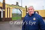 John Lenihan who has retired as Supervisor of the Fitzgerald Stadium Community Employment scheme