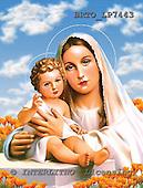 Alfredo, EASTER RELIGIOUS, paintings, BRTOLP7443,#er# Ostern, religiös, Pascua, relgioso, illustrations, pinturas