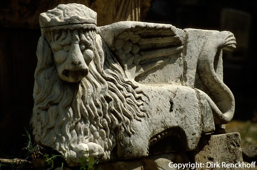 Nordzypern, Nicosia, im Steinmuseum