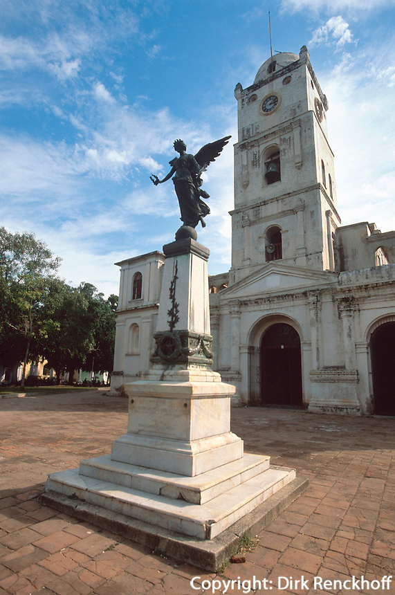 Cuba, Kirche San Jose in Holguin