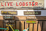 Stewman's Downtown Lobster Pound in Bar Harbor, Maine, USA