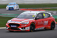 2020 British Touring Car Championship Media day. #48 Ollie Jackson. Motorbase Performance. Ford Focus ST