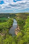 Buffalo National River, Arkansas:<br /> Buffalo River near Tyler Bend early spring