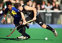 090809 International Hockey - NZ Black Sticks v Malaysia