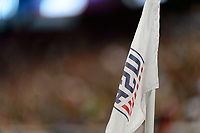 Harrison, NJ - Friday Sept. 01, 2017: Corner flag during a 2017 FIFA World Cup Qualifier between the United States (USA) and Costa Rica (CRC) at Red Bull Arena.