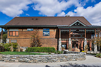 The Orvis flagship store, Manchester, Vermont, USA,