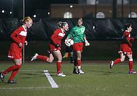 Washington Spirit vs. University of Maryland, April 3, 2012