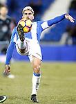 CD Leganes' Diego Rico during La Liga match. January 28,2017. (ALTERPHOTOS/Acero)