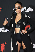 NEW YORK, NY- SEPTEMBER 12: Jenna Andrews at the 2021 MTV Video Music Awards at Barclays Center on September 12, 2021 in Brooklyn,  New York City. <br /> CAP/MPI/JP<br /> ©JP/MPI/Capital Pictures