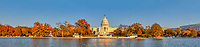 Panaromic <br /> US Capitol Building Washington DC