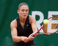 18-08-10, Tennis, Amstelveen, NTK, Nationale Tennis Kampioenschappen, Lynn Schonhage