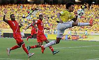 Colombia - Peru hacia Mundial 2018