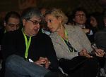 ERMETE REALACCI E GIOVANNA MELANDRI<br /> ASSEMBLEA NAZIONALE PARTITO DEMOCRATICO<br /> FIERA DI ROMA - 2009
