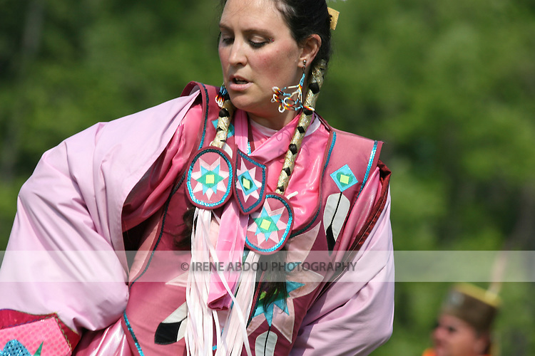 """""""Fancy Dancer"""" at the 8th Annual Red Wing Native American PowWow"""