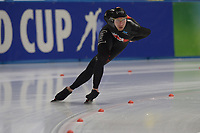 SPEEDSKATING: 09-12-2018, Tomaszów Mazowiecki (POL), ISU World Cup Arena Lodowa, 10.000m Men Division B, Ted-Jan Bloemen (CAN), ©photo Martin de Jong
