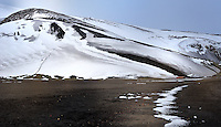 Deception Island - Port Foster<br /> Point Pendulum Cove<br /> <br /> Full size: 59,6 MB