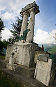 Picinisco War Memorial, Picinisco, Italy.