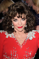 Dame Joan Collins<br /> at the Pride of Britain Awards 2016, Grosvenor House Hotel, London.<br /> <br /> <br /> ©Ash Knotek  D3191  31/10/2016