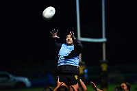 Wellington Pride training session for the Farah Palmer Cup women's rugby season at Rugby League Park  in Wellington, New Zealand on Wednesday, 15 September 2021. Photo: Dave Lintott / lintottphoto.co.nz