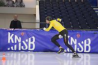 SCHAATSEN: HEERENVEEN: 26-10-2019, IJsstadion Thialf, KNSB trainingswedstrijd, Sven Kramer, 3000mtr. 3.40,69, ©foto Martin de Jong