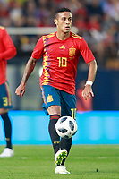 Spain's Thiago Alcantara during international friendly match. June 3,2018.(ALTERPHOTOS/Acero)