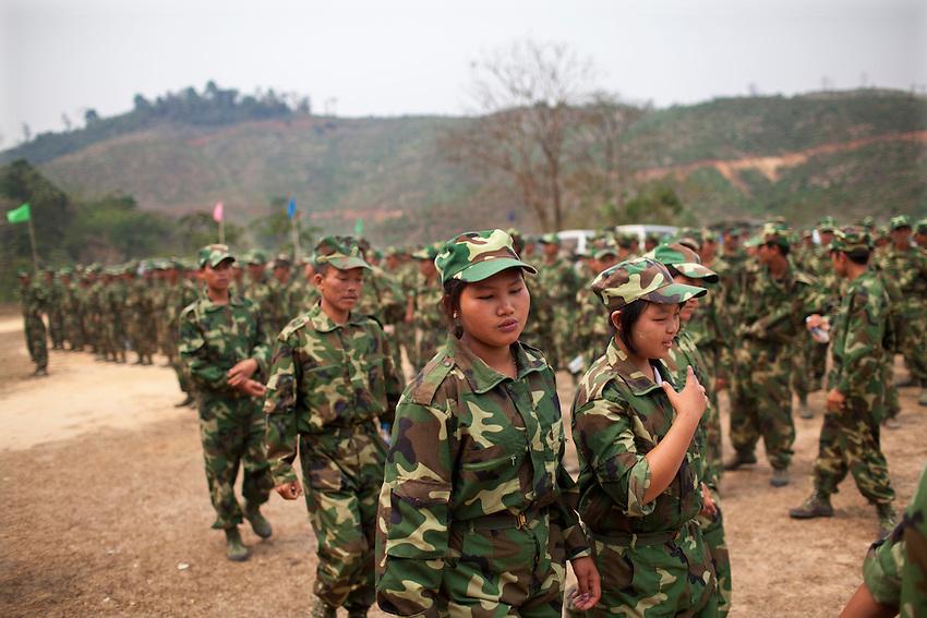Myanmar: Kachin conflict | Will Baxter