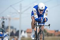 Marcel Kittel (GER/Quick Step Floors) <br /> <br /> 3 Days of De Panne 2017<br /> afternoon stage 3b: ITT De Panne-De Panne (14,2km)
