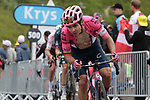 Sergio Higuita Garcia (COL) EF Education-Nippo 7th on the final climb of Luz-Ardiden during Stage 18 of the 2021 Tour de France, running 129.7km from Pau to Luz-Ardiden, France. 15th July 2021.  <br /> Picture: Colin Flockton   Cyclefile<br /> <br /> All photos usage must carry mandatory copyright credit (© Cyclefile   Colin Flockton)