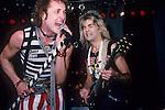 QUIET RIOT Quiet Riot Capitol Theater, NJ 1984 Rudy Sarzo