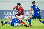 Zhang Wenzhao (c) of Guangzhou Evergrande FC in action during their AFC Champions League 2017 Match Day 1 Group G match between Guangzhou Evergrande FC (CHN) and Eastern SC (HKG) at the Tianhe Stadium on 22 February 2017 in Guangzhou, China. Photo by Victor Fraile / Power Sport Images