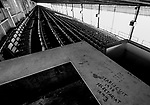 May 15, 2021: The condemned section of the grandstand stands empty on Preakness Stakes Day at Pimlico Race Course in Baltimore, Maryland. Scott Serio/Eclipse Sportswire/CSM