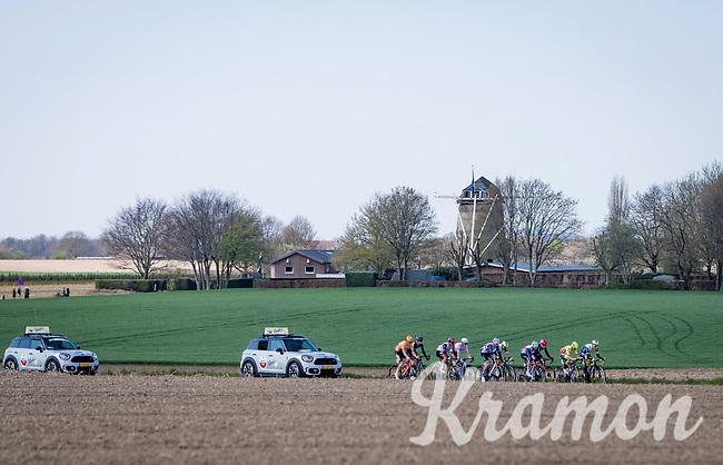 breakaway group<br /> <br /> 55th Amstel Gold Race 2021 (1.UWT)<br /> 1 day race from Valkenburg to Berg en Terblijt; raced on closed circuit (NED/217km)<br /> <br /> ©kramon