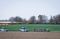 breakaway group<br /> <br /> 55th Amstel Gold Race 2021 (1.UWT)<br /> 1 day race from Valkenburg to Berg en Terblijt; raced on closed circuit (NED/217km)<br /> <br /> ©kramon