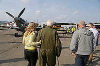 "Lt. Gen. Wilhelm Mohr, most notably known for being a Spitfire pilot during WWII in the ""The North Weald Wing"" 1941-1945.  Norwegian Spitfire Foundation invited Norwegian WWII  Spitfire veterans to fly in Spitfire, at the historical airfield Kjeller in Norway."