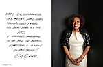 CCH Pounder photographed for ART & SOUL