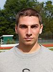 Cheshire, CT-24 August 2012-082412CM04-  Cheshire football captain Vincent Sansone.  Christopher Massa Republican-American
