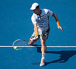Tomas Berdych (CZE) loses to Marin Cilic (CRO) 6-2, 6-4, 7-6  at the US Open being played at USTA Billie Jean King National Tennis Center in Flushing, NY on September 4, 2014