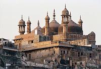 Alamgir Moschee, Varanasi (Uttar Pradesh), Indien