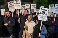 Grenfell Silent Walk 14-11-19