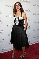 HOLLYWOOD, LOS ANGELES, CA, USA - OCTOBER 09: Ana Ortiz arrives at the Eva Longoria Foundation Dinner held at Beso Restaurant on October 9, 2014 in Hollywood, Los Angeles, California, United States. (Photo by David Acosta/Celebrity Monitor)