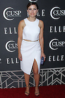 HOLLYWOOD, LOS ANGELES, CA, USA - APRIL 22: Sophia Bush at the 5th Annual ELLE Women In Music Concert Celebration presented by CUSP by Neiman Marcus held at Avalon on April 22, 2014 in Hollywood, Los Angeles, California, United States. (Photo by Xavier Collin/Celebrity Monitor)